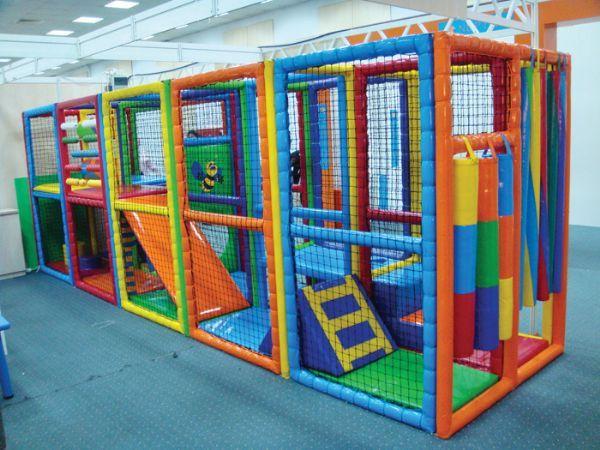 Büyük Soft Play Oyun Grubu,Ay-Go, Top Havuzları (Softplay),Ay Geliştirici Oyuncaklar - Anaokulu Donanımları, Anaokulu Mobilyaları