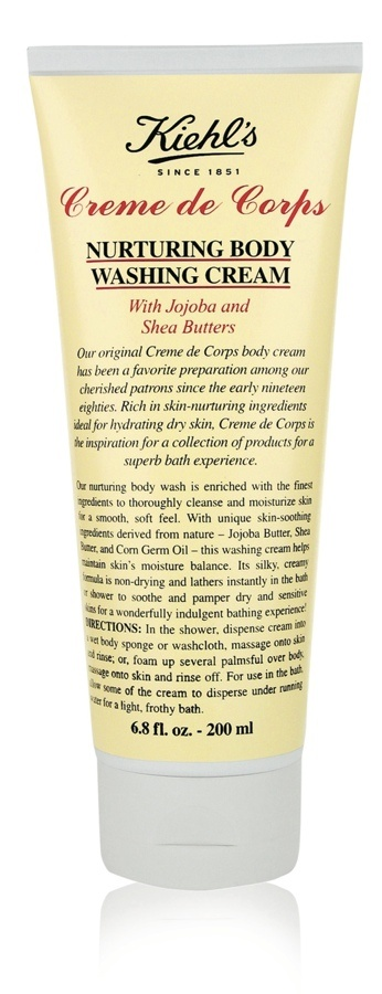 Kiehl's Creme do Corps Nurturing Body Washing Cream