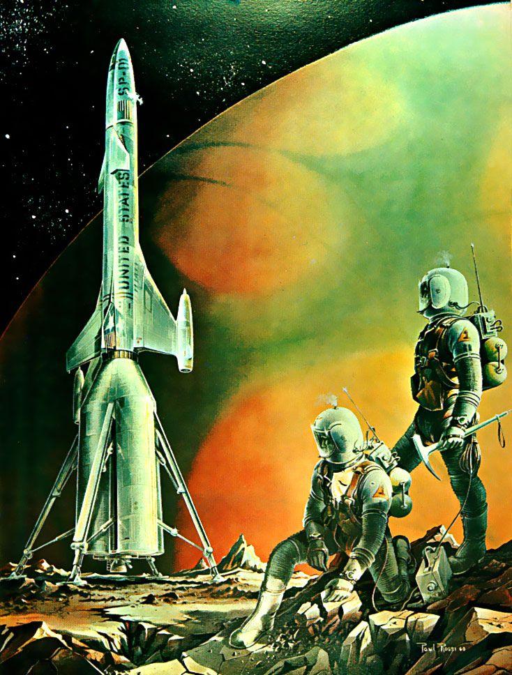 Science Fiction Art Wallpaper (69+ images) |Science Fiction Graphics