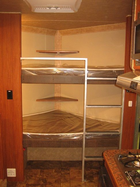 Trailer Storage Horse Trailers Bookcase Ideas Barn Shelves Organization Bookcases Organizing