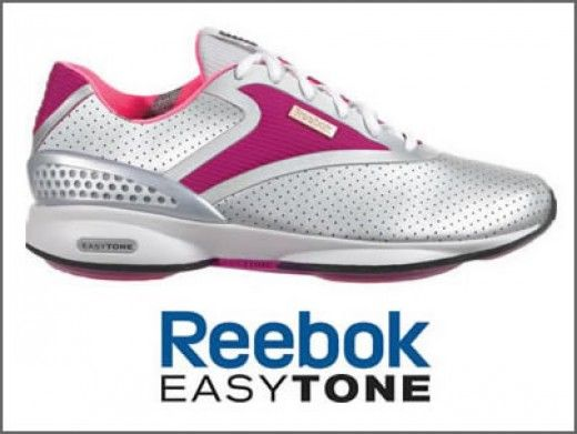 reebok womens easytone go outside toning shoes