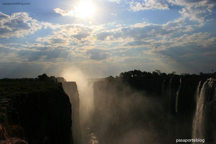Cataratas Victoria - Zimbabue