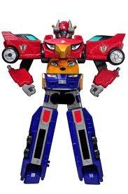 Robot Ranger.