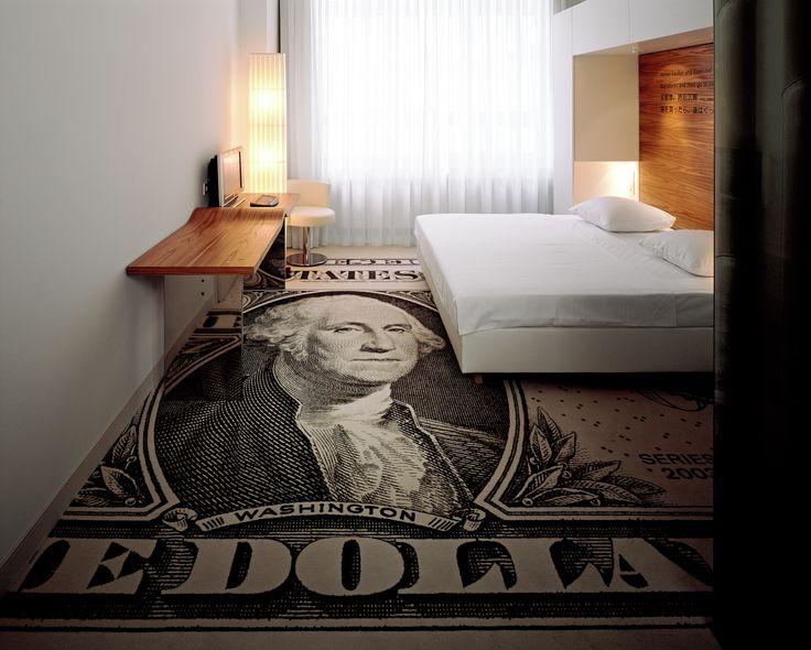 Location: Wall Street Hotel, Germany. #Carpet by #egecarpets