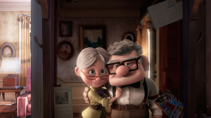 Love Letter to Carl and Ellie