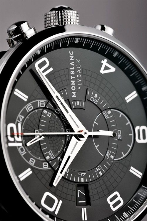Montblanc TimeWalker TwinFly Chronograph                                                                                                                                                                                 Mais