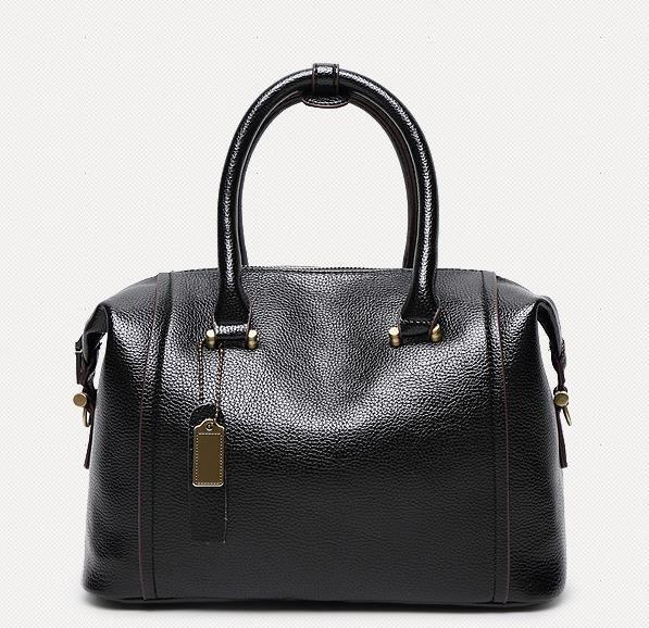 12163a0b166 women genuine leather bag Women s messenger bags tote handbags women famous  brands high quality shoulder bag