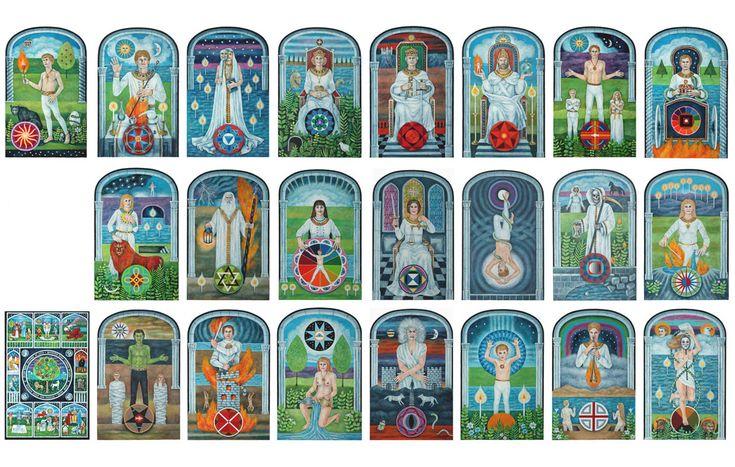 Faena Sphere   El Tarot de Carl Jung: Alquimia y Arquetipos
