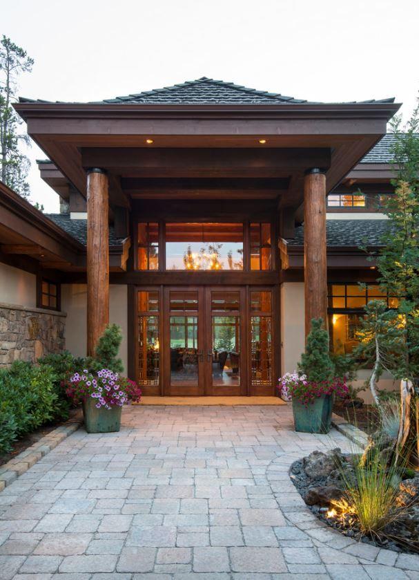 Japanese Garden House Architecture
