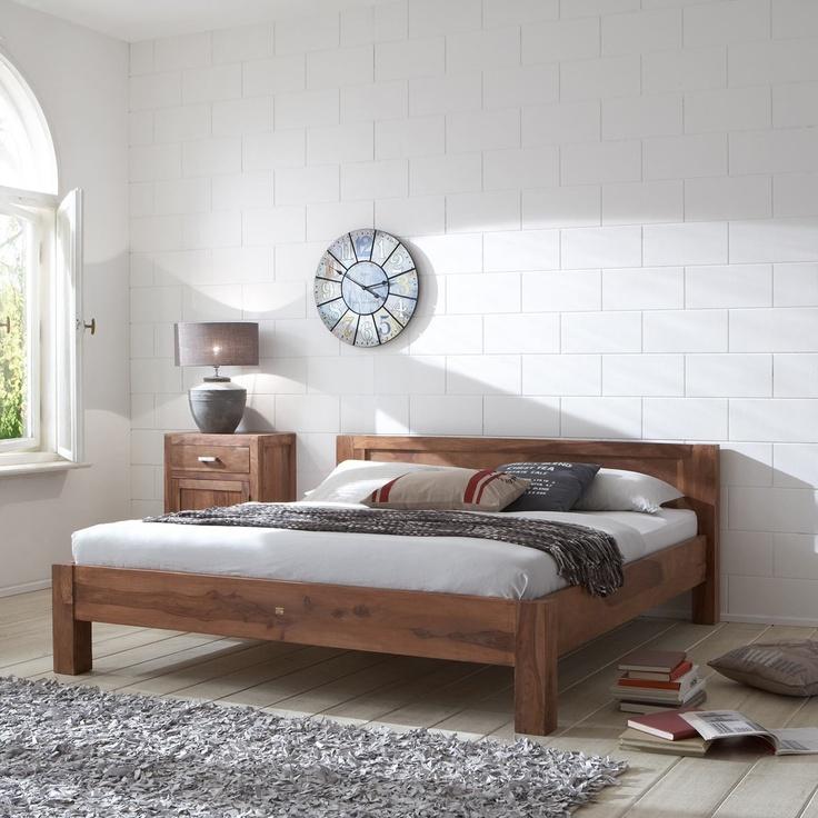 Hübsches Bett