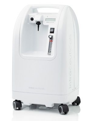 Intraceuticals oxygen facial machine http://beautyeditor.ca/2013/11/19/oxygen-facial-does-it-work/