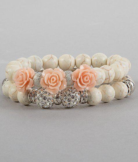 """""""BKE Beaded Bracelet Set"""" www.buckle.com"""