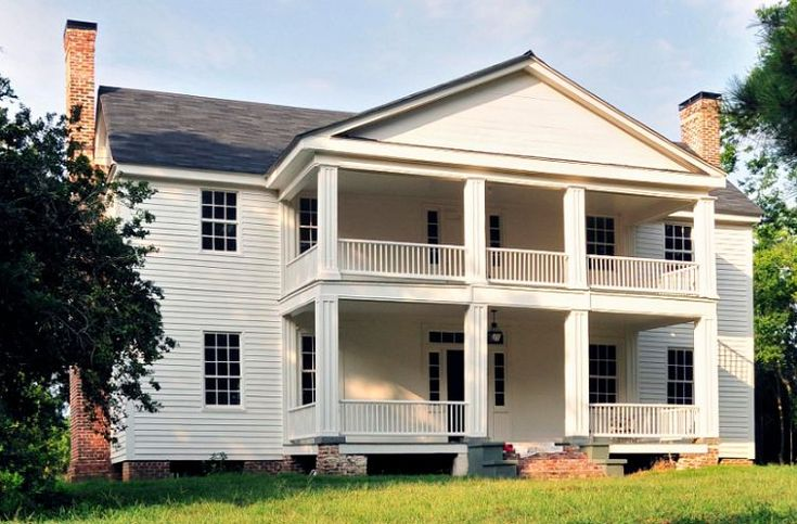 10 Key Characteristics of Greek Revival Architecture ...