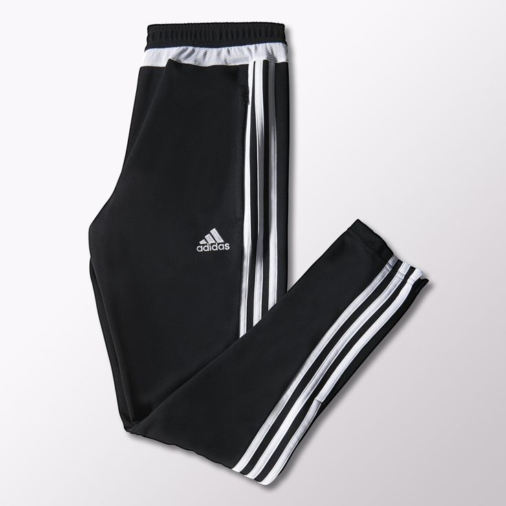 Warm up without getting too hot in these junior boys  39  soccer pants  Made with breathable climacool