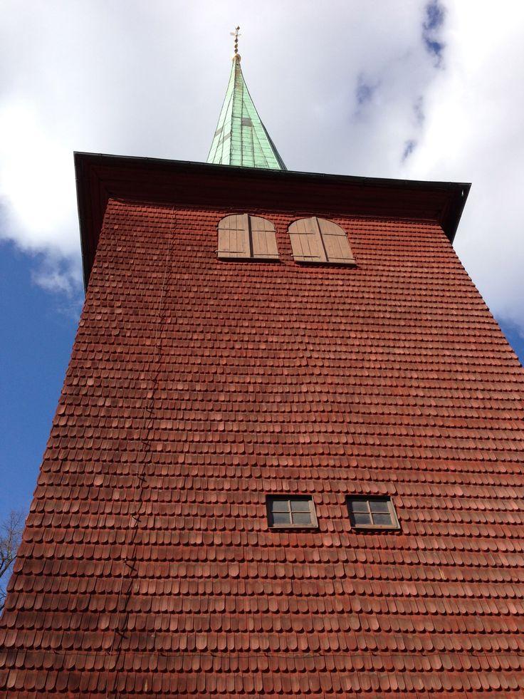 Karlskoga church tower