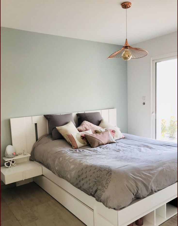 13 best chambre viollette images on Pinterest Bedroom ideas