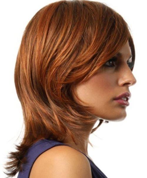 Medium Brown Hairstyles 2015