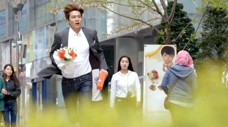 """11street: """"THE PURSUIT"""" starring Lee Min Ho and Emily Chan"""