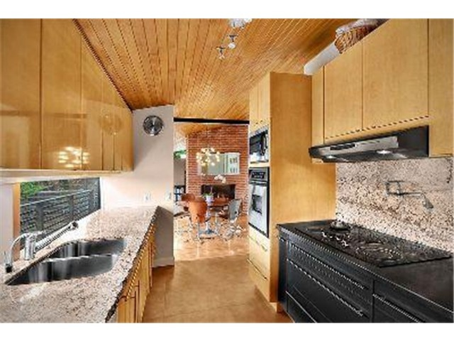 72 best galley kitchens images on pinterest home ideas for Galley kitchen with dining area