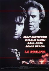 La recluta (The Rookie), USA 1990, di Clint Eastwood