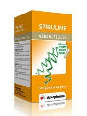 Arkopharma Phytothérapie Standard Arkogélules Spiruline Flacon de 45 Gélules: phytothérapie Arkogélules aromathérapie Cet article…