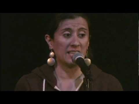 "Catalina Ferro performs ""Orphan"""