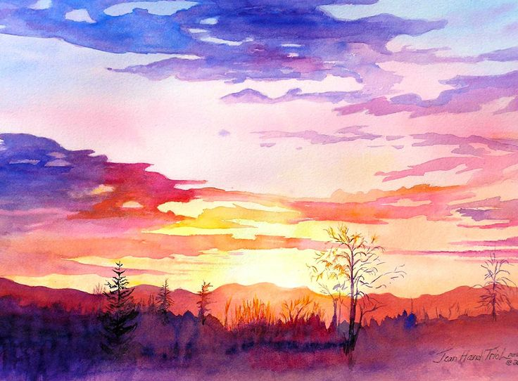 painting dawn light - Google Search | Unicorn party! in ...