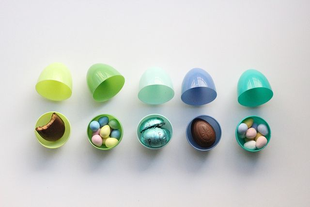 """great idea for easter favors. time to bring out my stash of """"tikam machine"""" containers!  http://www.youaremyfave.com"""