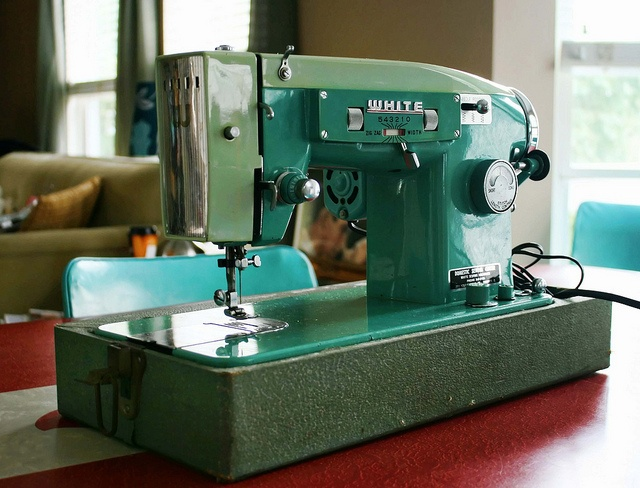 Vintage Sewing Machine