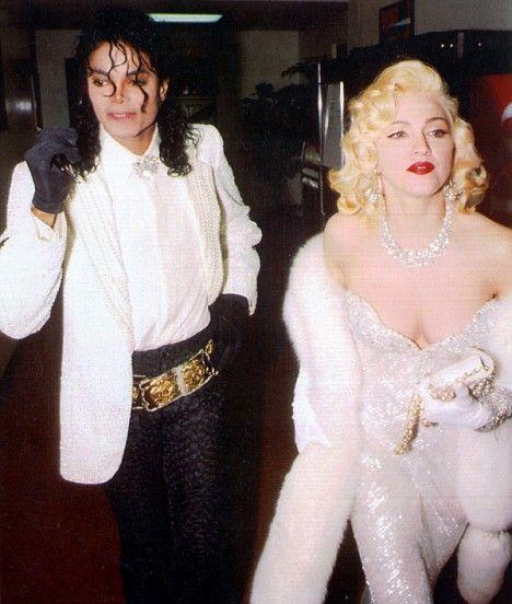 Michael & Madonna!!!