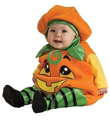 Halloween Pumpkin Costumes for Babies and Toddlers  www.facebook.com/PumpkinPatchTV