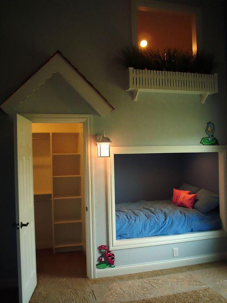 die 25+ besten ideen zu coole jungs schlafzimmer auf pinterest ... - Schlafzimmer Mit Spielbereich Eltern Kinder Interieur Idee Ruetemple