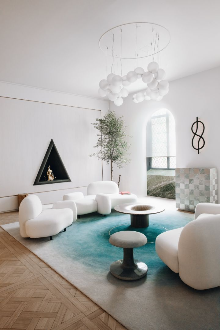 The Meditation Room Jouffre Ateliers Creatifs In 2020 With