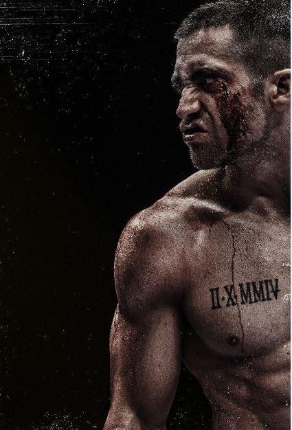 Neues Bild aus Jake Gyllenhaals SOUTHPAW - http://filmfreak.org/neues-bild-aus-jake-gyllenhaals-southpaw/