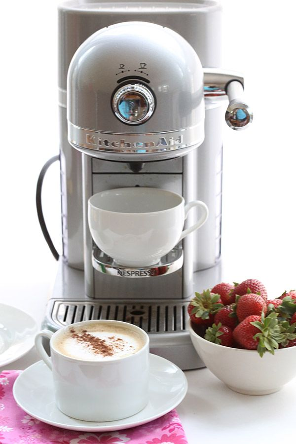 25+ parasta ideaa Pinterestissä: Nespresso machine reviews