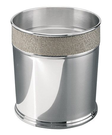 Take a look at this Twillo Waste Can by InterDesign on #zulily today!