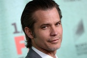 """Timothy Olyphant attends the Premiere Of FX's """"Justified"""" Season 4 at Paramount Theater on the Paramount Studios lot on January 5, 2013 in Hollywood, California"""