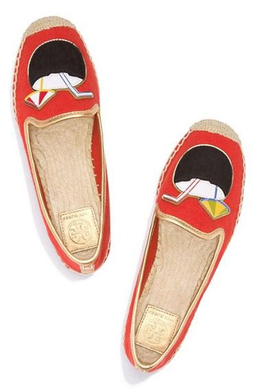 Tory Burch Coco Espadrille