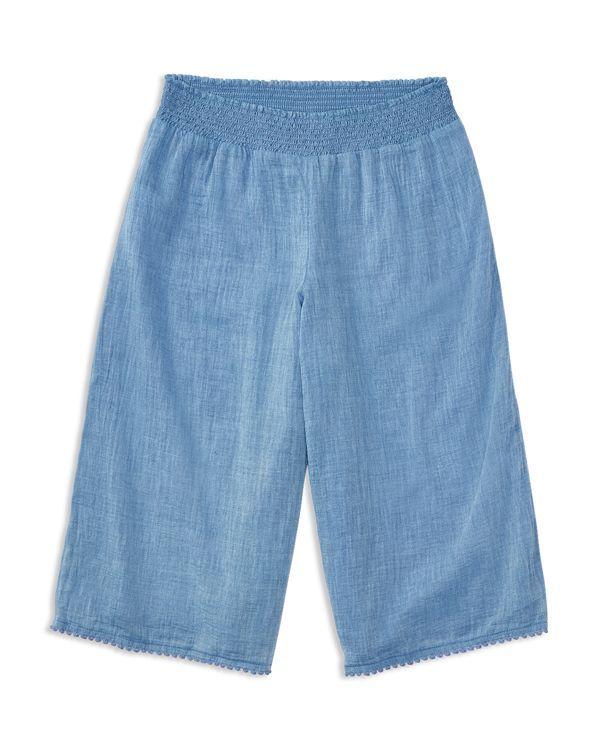 Ralph Lauren Childrenswear Girls' Culotte Pants - Sizes 7-16