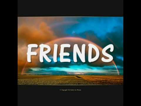 Friends Are Friends Forever By Michael W. Smith