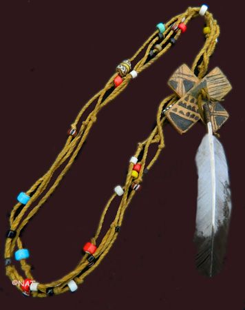 Chiricahua Apache Necklace