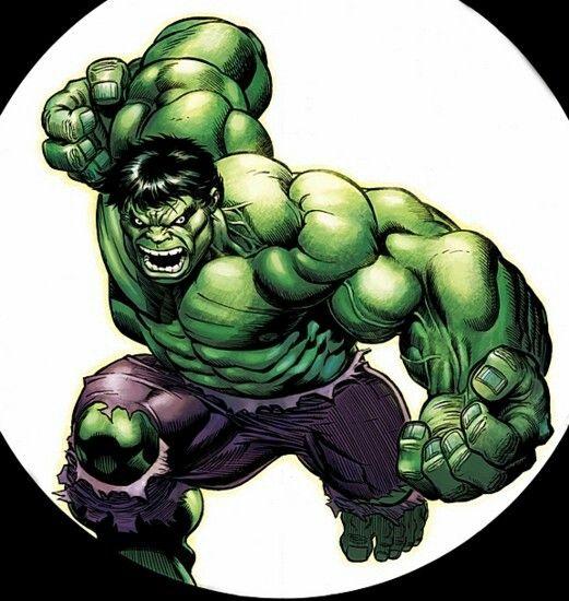 Angry Hulk!