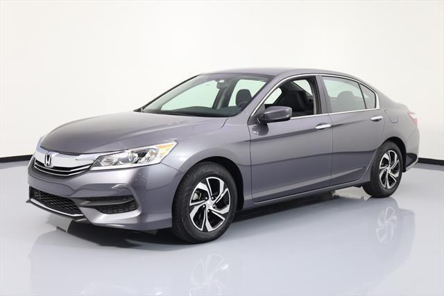 awesome Amazing 2016 Honda Accord LX Sedan 4-Door 2016 HONDA ACCORD LX SEDAN AUTO REAR CAM BLUETOOTH 12K #178324 Texas Direct Auto 2018