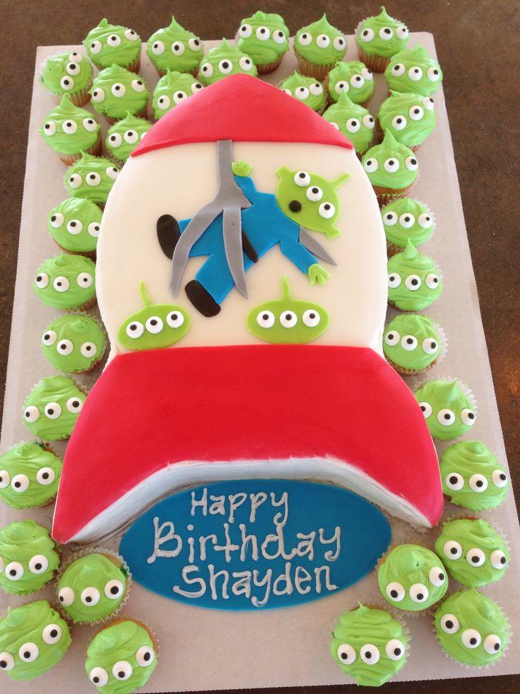 15 Best Alien Birthday Ideas Images On Pinterest Alien