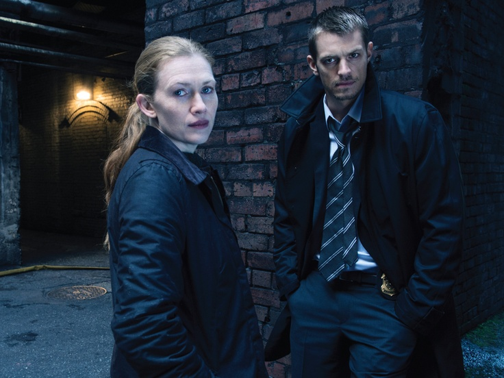 Exclusive look at The Killing premiere: Linden and Holder together again