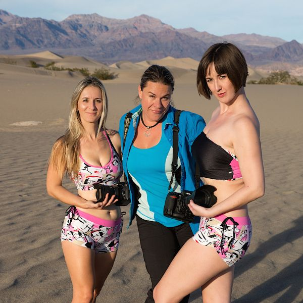 Siluet Yoga Wear in Death Valley... Thanks to Jana Wallace... Great photographer from Los Angeles, California... Siluet Yoga Wear outfits proved in Death Valley...  #siluetyogawear #madewithloveforyou