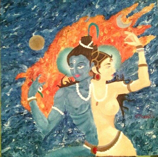 Shiva & shanti