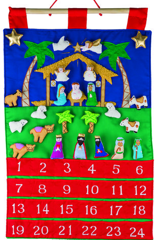 Best Advent Calendars | Christmas Advent Calendars | Where to buy Advent Calendars - St. Jude Shop