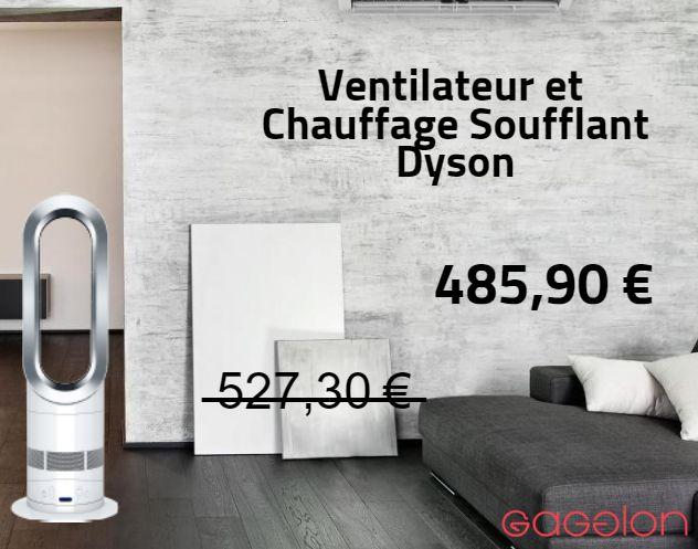Ventilateur Et Chauffage Dyson Am05 Au Prix De 485 90 Ventilateur Chauffage Dyson Air Chaud Froid Chauffage Soufflant Ventilateur Chauffage