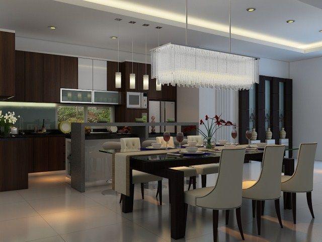 desain pantry rumah minimalis home interior collection